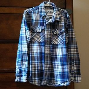 P.S. by Aeropostale Flannel